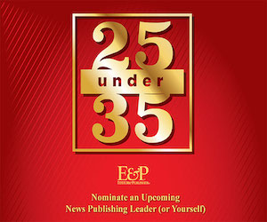 Editor & Publisher 25 under 35
