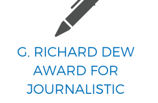 G. Richard Dew Award for Journalistic Service