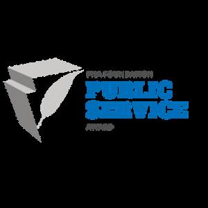 PNA Foundation Public Service Award Logo
