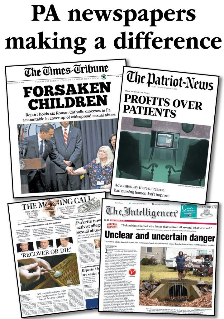 Local Journalism in Pennsylvania