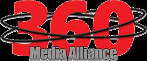 360 Media Alliance Logo