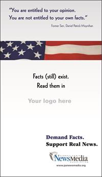 Facts Still Exist PNA Advertising Campaign
