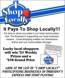 Promotional Spotlight The Express S Shop Local Program Pennsylvania Newsmedia Association Several online tools let you reverse lookup and possibly identify who a phone number is registered to. the express s shop local program